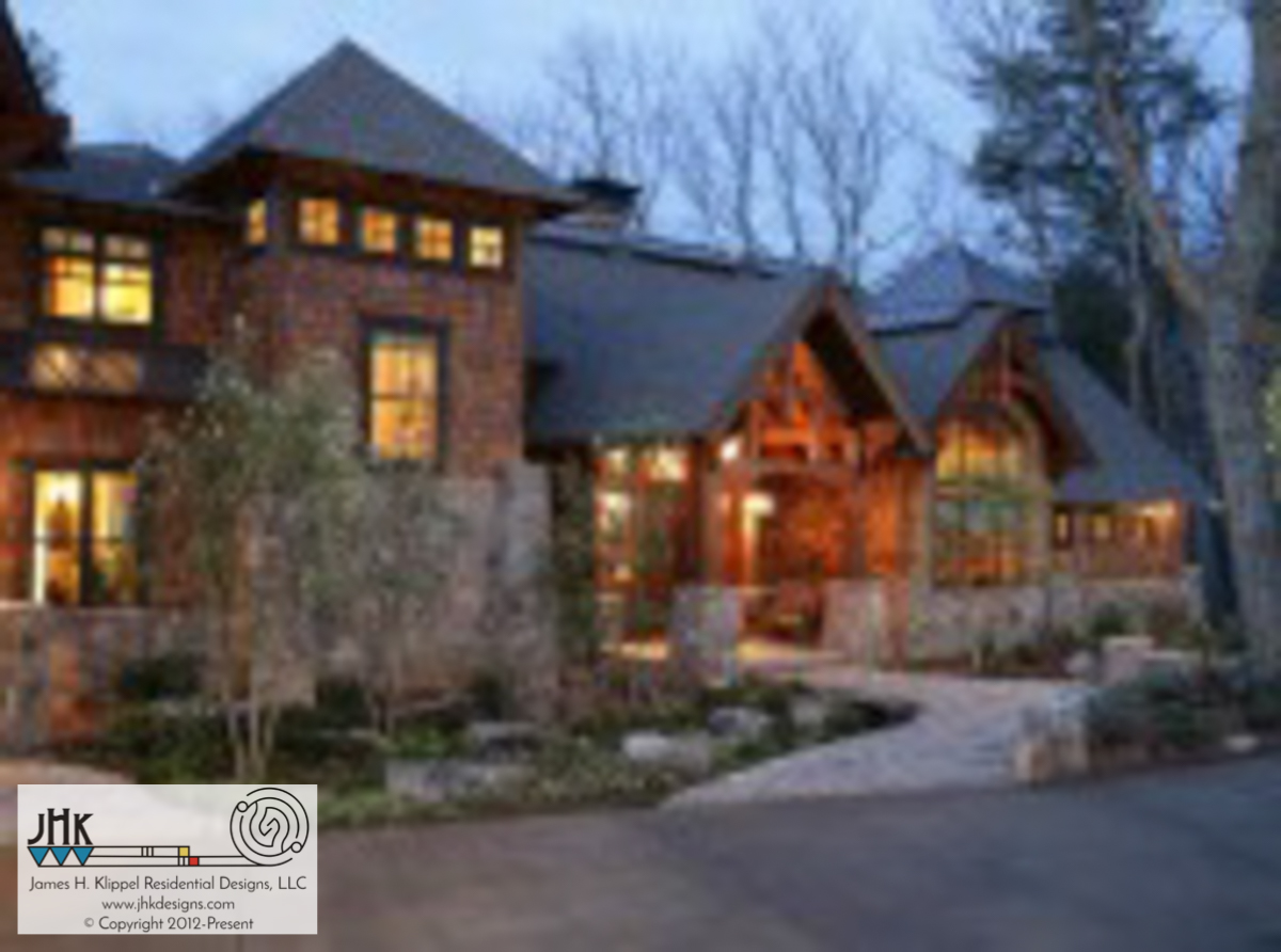 Our plans projects and portfolio custom homes in the for Rocky mountain lodges